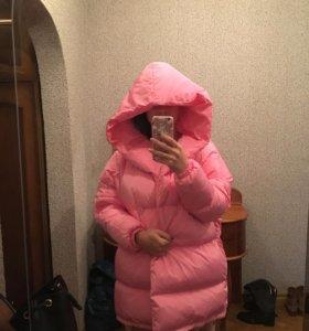 Куртка -пуховик