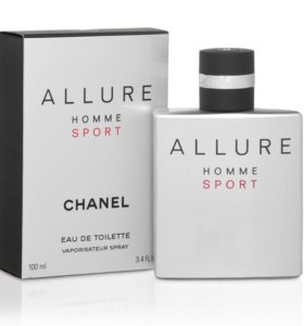 Chanel Allure Homme Sport, 100 мл