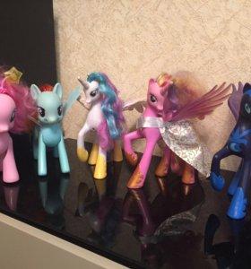 Поняшки( my little pony)