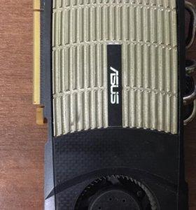 Видеокарта GeForce GTX 480