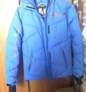 Зимняя куртка 👍🏼