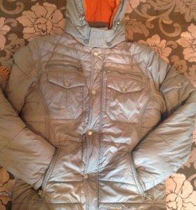 Куртка зимняя на мальчика160-164
