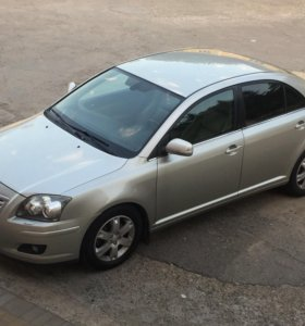 Toyota avensis 2.0 AT 2007 седан
