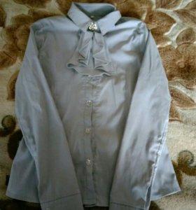 Блузка на девочку размер 40-42