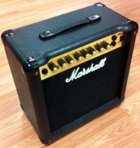 Продам комбо гитарный marshall MG15DFX