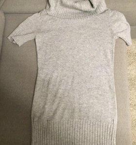 Платье свитер Sela