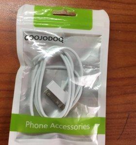 Кабель зарядки для Айфон 4 4s