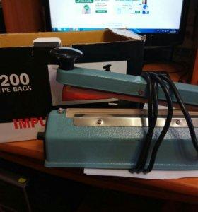 Ручной запайщик пакетов fs-200