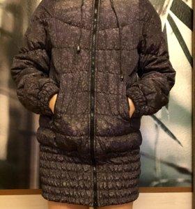 Куртка,пуховик,трансфоомер, для беременных