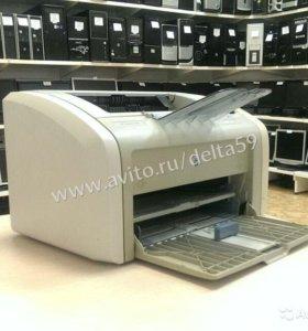 Принтер лазерный HP LaserJet 1020, A4, USB