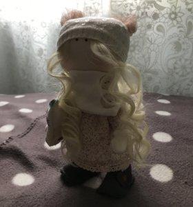 Кукла тильда🍀