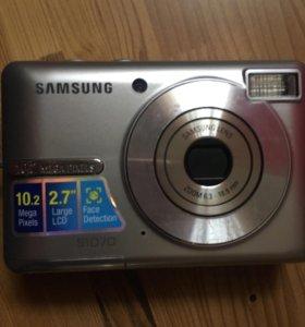 Фотоаппарат Samsung s1070
