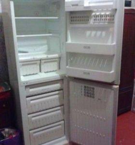 двухкамерный холодильник Стинол 131А