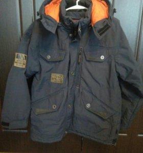 Куртка Пуховик EFT