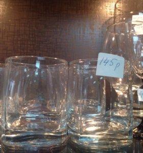 Набор бокалов для воды 6 шт.