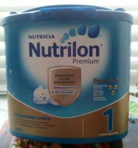 Детская молочная смесь нутрилон-1