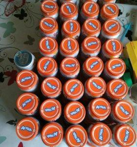 Детское фруктовое пюре 70 штук