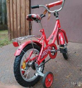 Продам велосипед.торг.