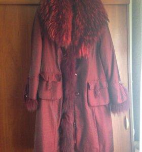 Пальто осень- зима
