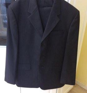 Костюм свадебный, пиджак, рубашка