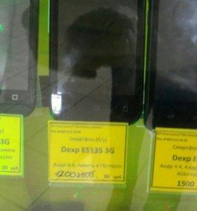 Dexp ES135 3G