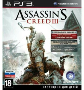pS3 Assassins Creed 3