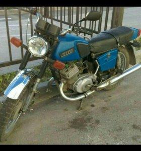 Мотоцикл Юпитер 5