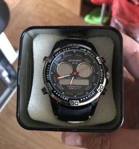 Электронные часы quamer