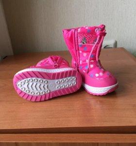 Зимний обувь