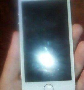 Айфон 5s silver