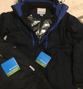 Куртка и брюки Коламбия