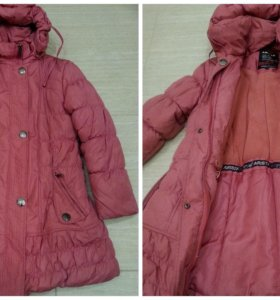 Зимнее пальто Arista размер 128