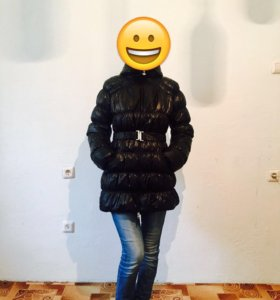 Адидас оригинал зимняя куртка