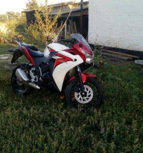 Motoland CBR250