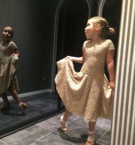 Платье рейтинг рост 122