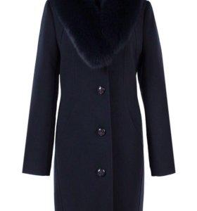 Новое пальто утепленное