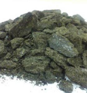 Жмых подсолнечника жаренный, макуха 35% протеина