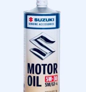 Моторное масло 1 литр