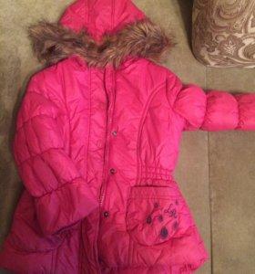 Тёплая курточка