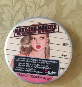 Mary-Lou the balm