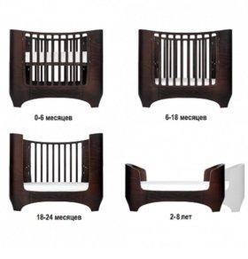 Кроватка детская Leander