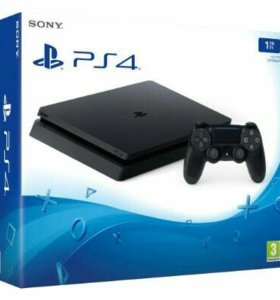 PlayStation 4 (PS4) Slim 1 TB