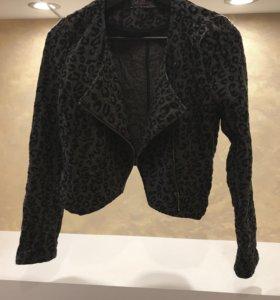 Пиджак укорочённый Zara
