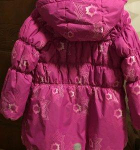 Пальто на девочкуLassie by Reima