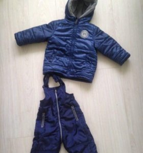 Комплект куртка+полукомбинезон