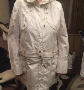 Куртка легкая женская р.50