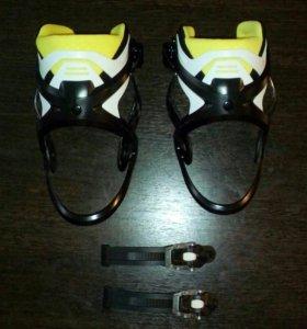 Манжеты и застёжки для лыжных ботинок SALOMON
