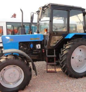 Трактор Беларус МТЗ 82.1 23/12 (низкая кабина)