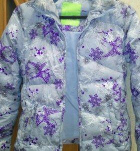 Куртка зимняя 46 р-р