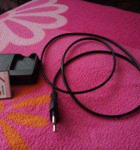 Батарея+Зарядка Sony Cyber Shot DSC-W320